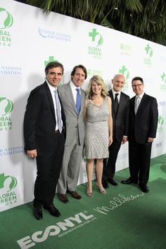 Aquafil with ECONYL® and Milliken partner to create green carpet for Global Green Pre-Oscar Party