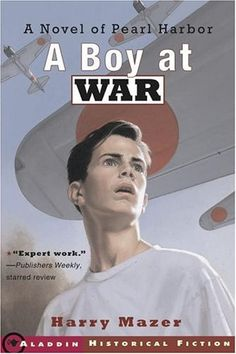 A Boy at War: A Novel of Pearl Harbor by Harry Mazer http://smile.amazon.com/dp/0689841604/ref=cm_sw_r_pi_dp_deB0ub0D5THEN