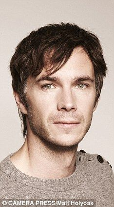 James	D'Arcy - ooooh, the slight sexy graying at the temples...