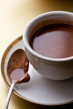 Some of our favorite recipes for hot cocoa and hot chocolate. (Photo: Andrew Scrivani for The New York Times)