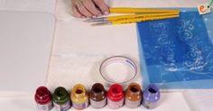 Pintura Em Tecido - Ideias (e PAPs) Para Fazer Agora | Revista Artesanato