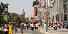 Salir de compras por Wangfujing, en la capital china - http://www.absolut-china.com/salir-de-compras-por-wangfujing-en-la-capital-china/
