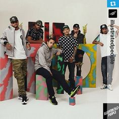 kingslandroadstudio #Repost from @illustratedpeople with @repostapp @Thomas Petherick --- We're looking forward to the @pizzygang show at the Old Blue Last in Shoreditch tomorrow night! Check them out in our District MTV colab 'Generation X', at london.illustratedpeople.com #eastlondon #studiohirelondon #photographystudiolondon #illustrated #illustratedlondon #illustratedpeople #mtv #piffgang #music #london #fashion #menswear #streetwear #style