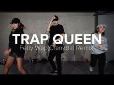Trap Queen - Fetty Wap(Crankdat Remix) / Bongyoung Park Choreography - YouTube Bongyoung Park, Trap Queen, Dance Choreography, Dance Studio, Taekwondo, Music, Youtube, Musica, Musik