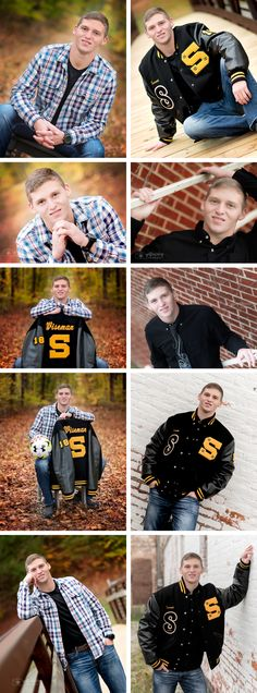 Garrett | Salem HS | Senior Photography