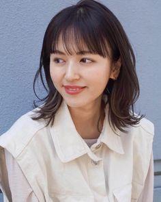 Aoyama, Medium Layered, Short Cuts, Layers, Women's Work Fashion, Women's, Pixie Cuts, Layering, Short Hairstyle