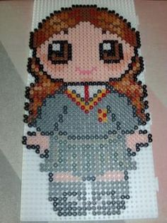 Harry Potter Hermione hama beads by Moosecastle
