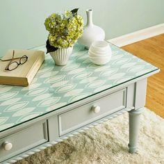 Tu Organizas.: Renove os móveis da sua casa