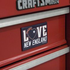 Love New England Magnet