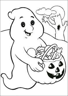 Die 44 Besten Bilder Von Malvorlagen Halloween Coloring Pages
