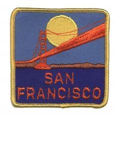 San Francisco Patch - Golden Gate Bridge