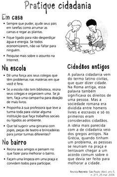 Cidadania Organize Life, Maria Martin, Bullying, Homeschool, Study, Teaching, Education, Memes, Kids