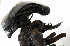 Giger's best known mainstream work was his Academy Award-winning designs for the 1979 movie, 'Alien.'