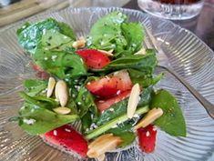 Strawberry Spinach Salad Recipe from RecipeTips.com!