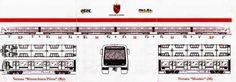Dato che in questi giorni si sta parlando della #MetroA andiamo a vedere quali siano questi treni. Le MA300