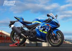 Suzuki has unveiled an all-new 2017 GSX-R1000, with variable valve timing engine, ten-level traction control system, and more. Find out more about Suzuki's latest supersport bike here.