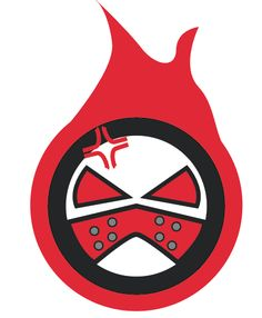 Mainly the final outcome of my logo, i gave it a stress mark for that rage detail. The wheel suppose to represent the car and the road as the steering wheel is defined to not be happy on the road. The fire logo i added to give it another touch and give it some asymmetrical shaping. The colors are mainly pan tone red and black making it quite contrasting to look at and very clear. Overall the design looks pretty good in my opinion. Pretty Good, How To Look Pretty, My Opinions, Juventus Logo, Rage, Contrast, Stress, Touch, Detail