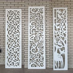 Carved partition through flower MDF hollow carved plate lattice TV background wall wood carving porch screen ceiling Living Room Partition Design, Pooja Room Door Design, Room Partition Designs, Wall Partition, Jaali Design, Cnc Cutting Design, Flur Design, Iron Wall Decor, Wooden Door Design