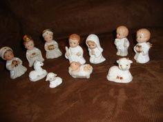 Vintage-Homco-11-Piece-Ceramic-Nativity-Set-in-Original-Box-5609