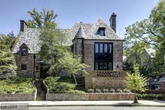 Obama family's new home in Washington D C