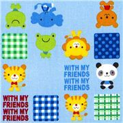 cute fabric for baby...