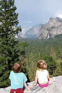 Yosemite's BEST Websites to Build Your Half Dome Vacation