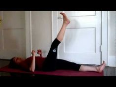 """Runners """"Run Faster"""" & """"Release Tight Hamstrings"""" With Simple Yoga Stretch"""