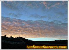 Foto [Amanhecer de Janeiro] « Fotos « Santa Maria Açores