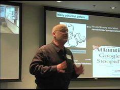 TechTalks: David Brin [Futurist, Science Fiction Author, Scientist, Advocate for a Transparent Society.]