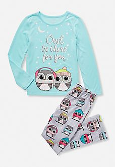 Rudolph the Red Nosed Reindeer & Clarice Baby Girl Pajama Set | it ...