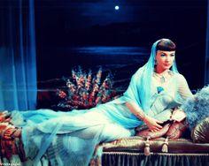 Anne Baxter in The Ten Commandments