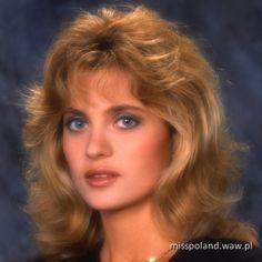 Miss World 1989  Aneta Kręglicka from Poland