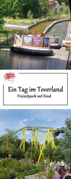 Ein Tag im Toverland | Ausflug | Freizeitpark | Reisen | Kurztrip | Niederlande