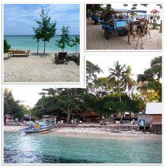 Gili Air Lombok Indonesie