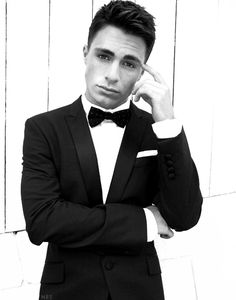 HE IS, ACCORDING TO SCIENCE AND GODS AND MEN, ACTUALLY PERFECT. | 32 Things That Prove Colton Haynes Is The Most Beautiful Man Alive