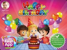 Smart Apps For Special Needs: Good Free App of the Day: Get Happy Birthday while it's FREE!