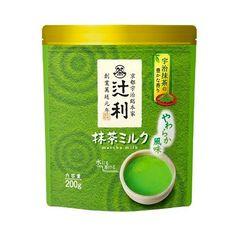 KATAOKA-Tsujiri-Matcha-Milk-Soft-Flavour-Made-in-Japan Uji Matcha, Matcha Milk, Matcha Green Tea, Flavoured Green Tea, Flavored Milk, Best Green Tea, Green Tea Latte, Matcha Kit Kat, Tea Japan