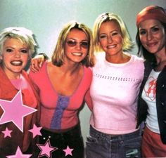 dixie chicks and britney spears my favorites in 1 picture