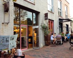 Georgetown's (DC) Baked and Wired