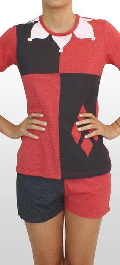 Harley Quinn sleepwear