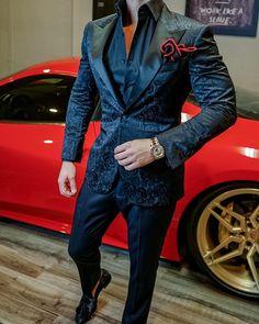 S by Sebastian Jasper Magnolia Jacket Designer Suits For Men, Designer Clothes For Men, Mens Fashion Suits, Blazer Fashion, Dress Suits, Men Dress, Dresses, Gentleman, Gq Style