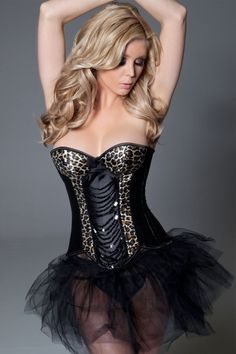 Corsets for all shapes and sizes