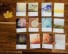 photography calendars - Google Search