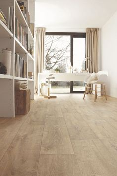 Vinyl floor covering / residential / strip / smooth TARKETT TOUCH Tarkett
