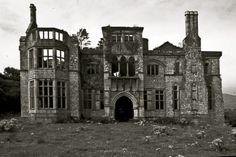 Puxley Mansion - Ireland