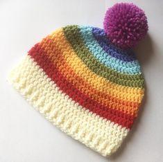 Genesis Bobble Hat / Beanie Crochet pattern by Helen McLean