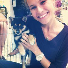 mini shiba inu #puppy