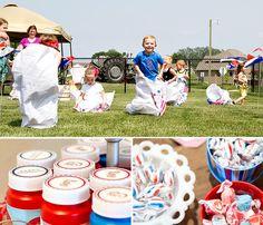 backyard bbq games and fun for kids