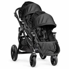 Baby Jogger 2014 City Select Double Stroller - Black