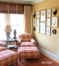 Betsy Speert's Blog: Decorating With Collections (or how to use lots of stuff)